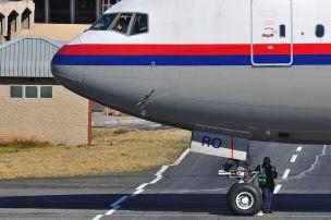 9M-MRO seen at O. R. Tambo International Airport in South Africa on June 28, 2011. Photo by Hansueli Krapf.